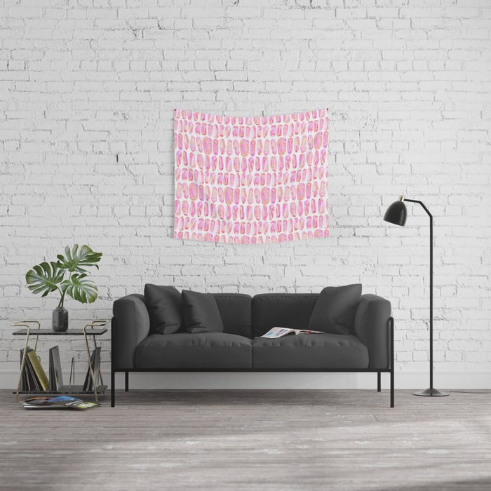 Crystal Dream Wall Tapestry