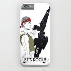 Let's rock! iPhone 6s Slim Case