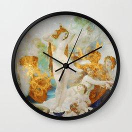 Birth of Venus Wall Clock