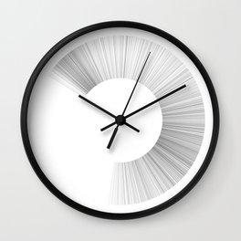 Detailed circl Wall Clock