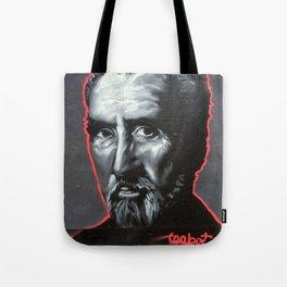 Christopher Lee Tote Bag