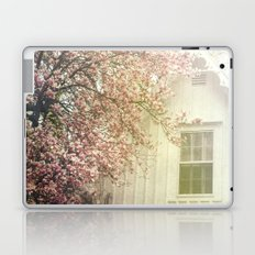 Cottage and Magnolias Laptop & iPad Skin
