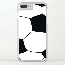 World Cup Soccer Ball - 1970 Clear iPhone Case
