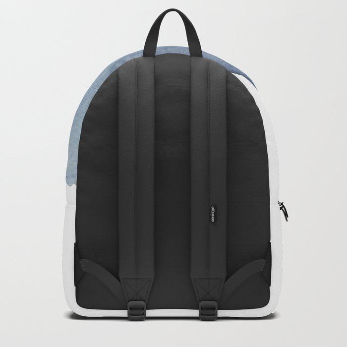 Watercolor Drops Rucksack