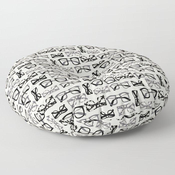 Eyeglasses Floor Pillow