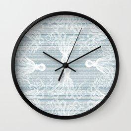 Obtuse squid Wall Clock