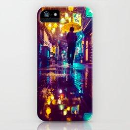 Lanterns iPhone Case