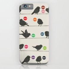 Birdsong_Gosh by Garima & Rachel  Slim Case iPhone 6s