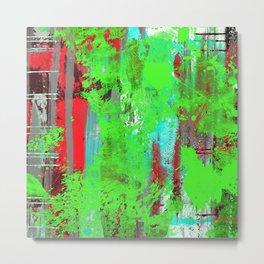 Colour Injection I Metal Print