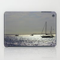 sail iPad Cases featuring Sail by Ashley Secoges