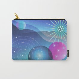 Planetary Party Carry-All Pouch