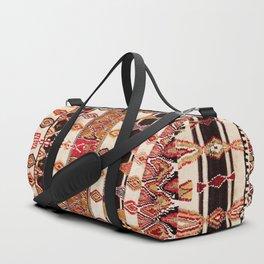 Beni Yacoub South Morocco North African Pile Rug Print Duffle Bag