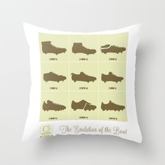 The Evolution of the Boot Throw Pillow