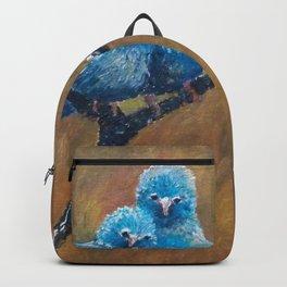 Canary Love Birds Backpack