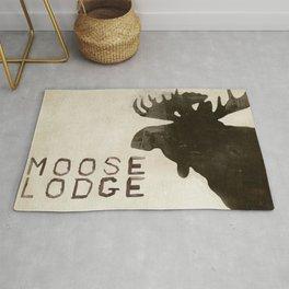 The Moose Mat Rug