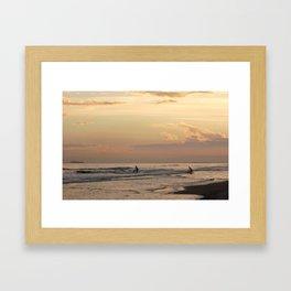 I Will Follow You Wherever You Will Go Framed Art Print