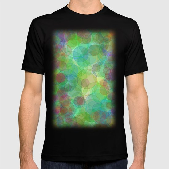 Abstract Psychedelic Bokeh ... T-shirt