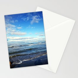Beauty blue Stationery Cards