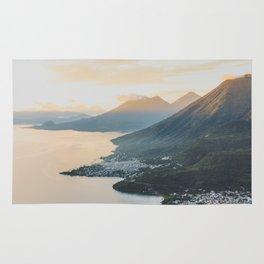Lake Atitlán II, Guatemala Rug