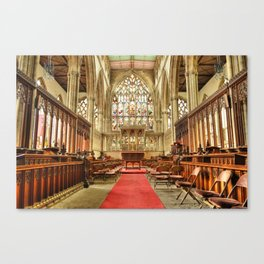 Holy Trinity Church Hull Canvas Print