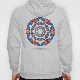 abstract mandala tribal Hoody