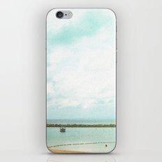 In between the seasky iPhone & iPod Skin