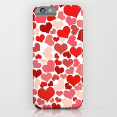 All the Hearts in the World Slim Case iPhone 6s