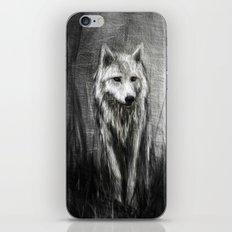 Northern Wolf iPhone & iPod Skin