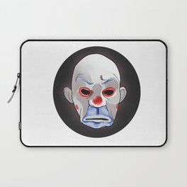 Joker as Thug Laptop Sleeve