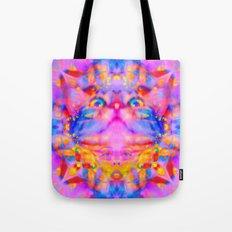 Funky Reincarnation-Lady Jasmine Tote Bag