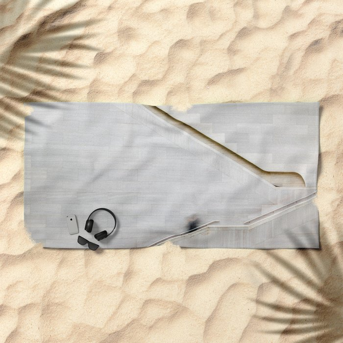 Up & Down Beach Towel