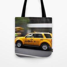 Follow that car Tote Bag
