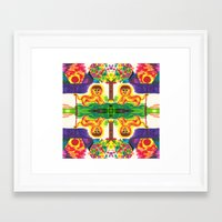 narnia Framed Art Prints featuring Narnia by Foxfocus