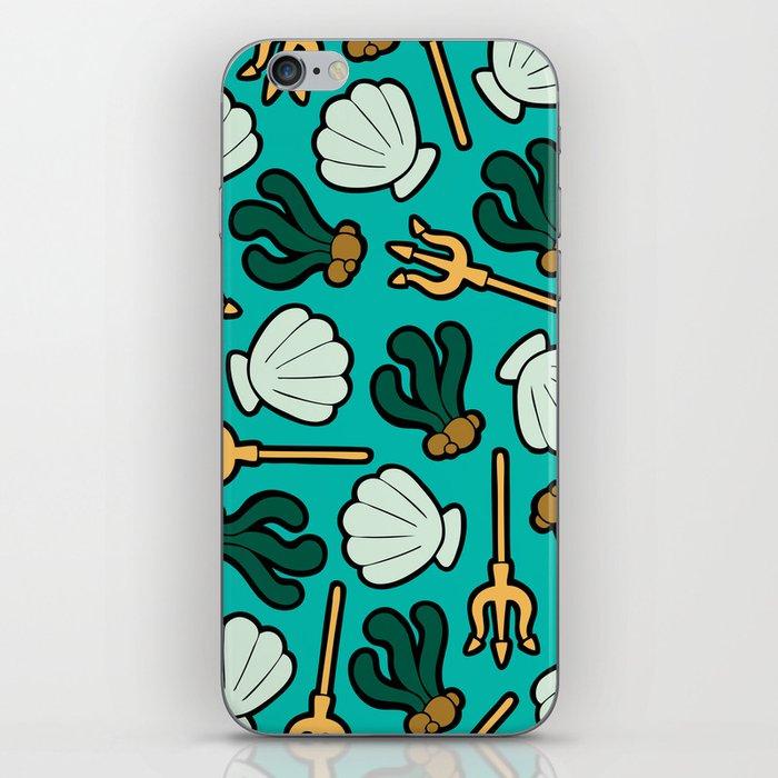 Under the Sea Pattern iPhone Skin