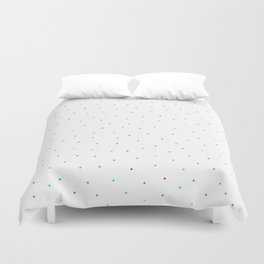 Share The Happiness Duvet Cover