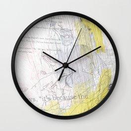 Soul Lag Wall Clock