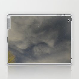The mysteries of the cosmos Laptop & iPad Skin