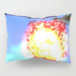 Fly: Fire Flower Pillow Sham