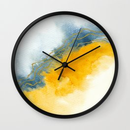 Improvisation 64 Wall Clock