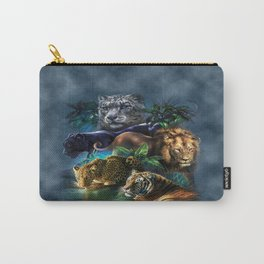 The Mountain Big Cats Carry-All Pouch