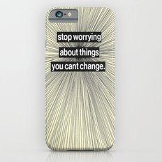 InspirationalCollages.tumblr 1 Slim Case iPhone 6s