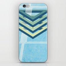 Four Triangles  iPhone & iPod Skin