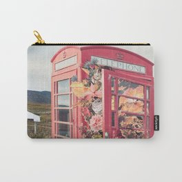 Flower Booth Carry-All Pouch