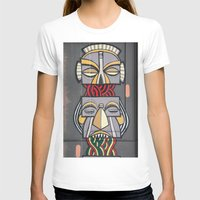 totem T-shirts featuring Totem by Sébastien BOUVIER