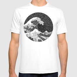 Hokusai - The Great Wave of Kanagawa T-shirt