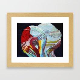 Correlation Framed Art Print