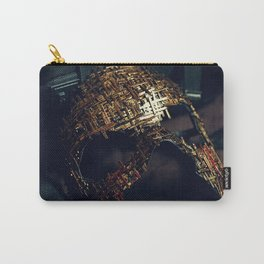 Mirror Mask (2) Carry-All Pouch