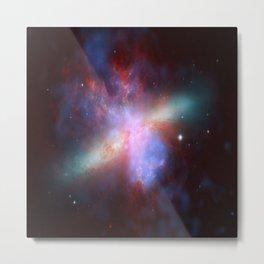 Galaxy Messier Metal Print