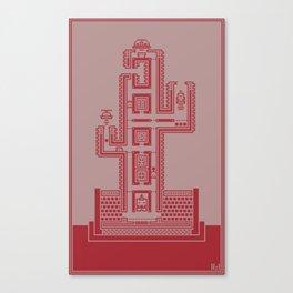 Planticular Robotic 2.0 Canvas Print