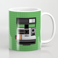 Polaroid Supercolor 635CL Mug
